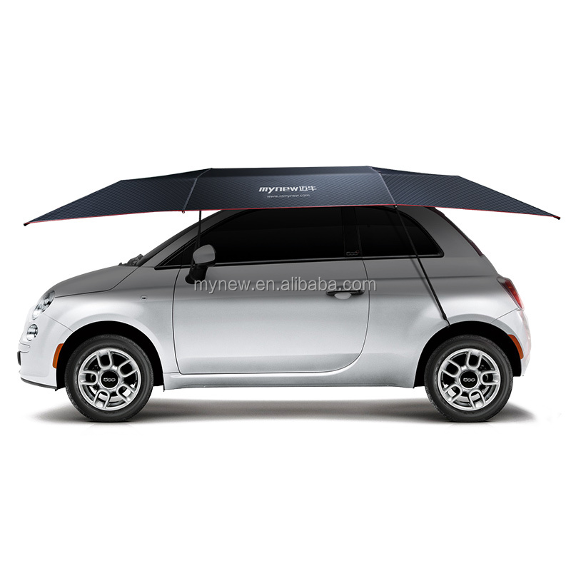 Auto Wireless Remote Controller Outdoor Car Umbrella