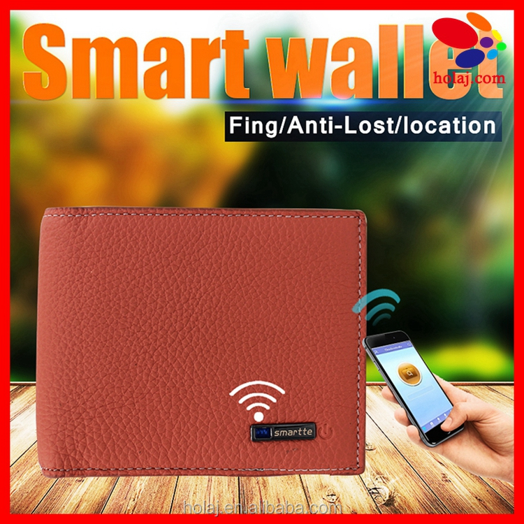 smart wallet bluetooth with app for men for iphone smart phone smart wallet leather wallet