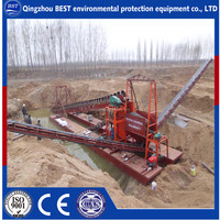 Sand Dredging Machine for Sale
