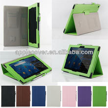 Stand wallet leather Case for Sony xperia Tablet Z