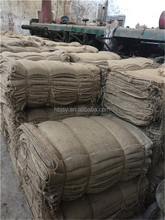 used jute gunny sacks second hand large hessian bags burlap for coffee, rice, maize, potato in stock
