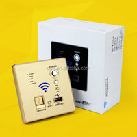 Wall Smart AP wireless router / wifi repeater / Household 86 wall panel type AP86 AP