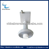 Universal single output high gain ku band prime focus lnb Made in China