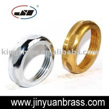 Forged brass locknut