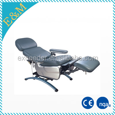 hospital medical patient reclining transfusion chair, infusion chair price