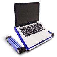 mini folding laptop computer cushion holder