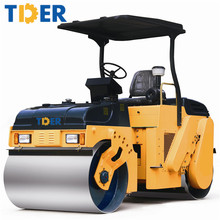 chinese 4 ton road roller machine with 50HZ Vibration frequency