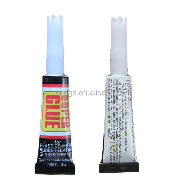 2pack adhesive glue liquid formula super glue