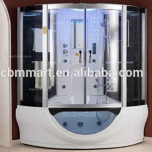 Bathroom steam shower room 0262-A082