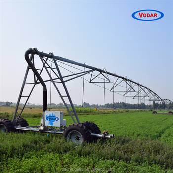 VODAR Lateral Move Linear Agricultural Sprinkler Irrigation System