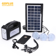 solar panel home set system