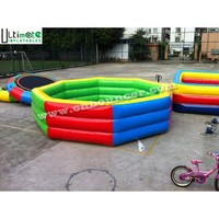 Custom made small inflatable kids pool for SALE