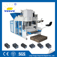 sophisticated technologies large Pressure foam concrete hollow blocks making machinery