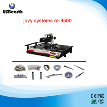 Tax free in EU jovy systems re-8500 dark IR BGA rework station + Direct Heat accessories combination
