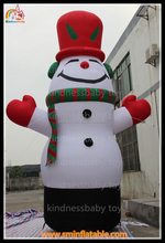 2015 hot sell ! inflatable snowman , christmas inflatable snowman , big inflatable snowman for christmas for sale