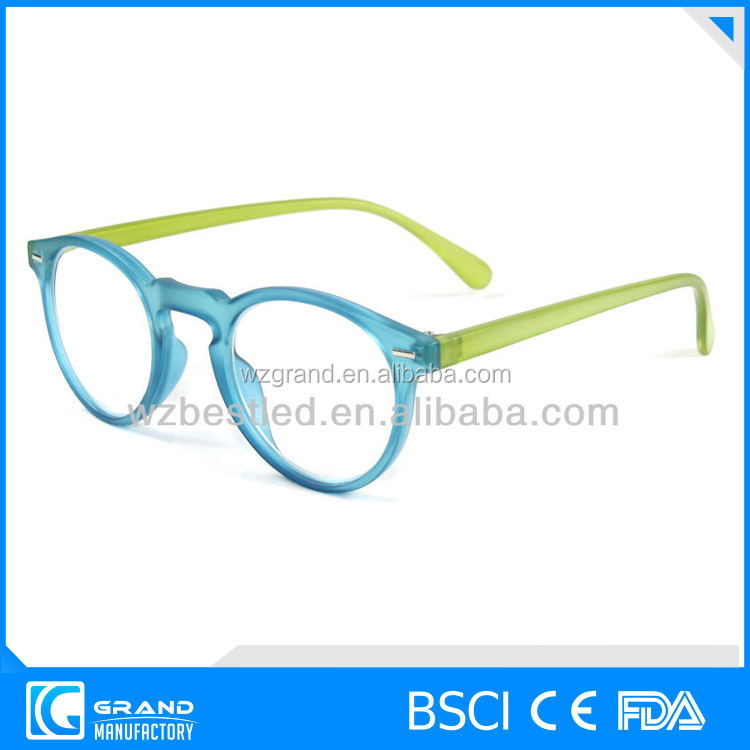 Good Quality European Styles Fashion Round Eyeglasses ...