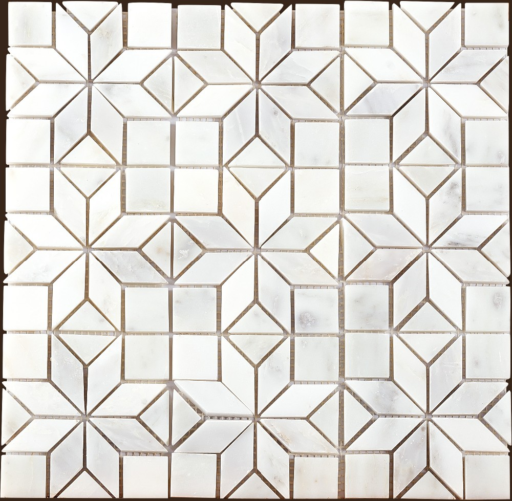 portable art marble mosaic tile With Bottom Price