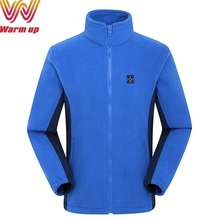 Polyester rechargeable battery heating thermal jacket