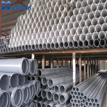 Hot sales All sizes UPVC PVC water supply pipe with Competitive price