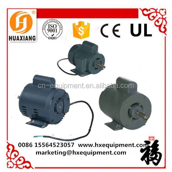 Asynchronous 110V High Torque Low Rpm Electric Motor