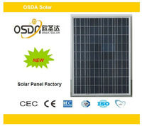 120w solar panel with 156 solar cell