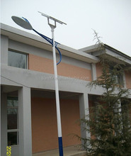 Solar photovoltaic 36w street light with battery for sale