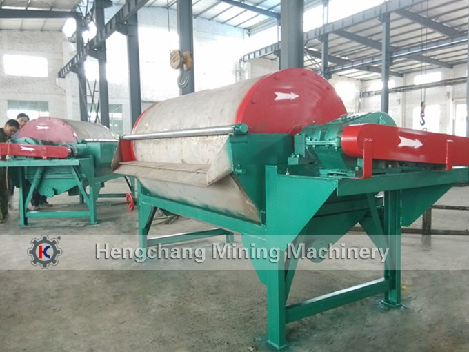Mine dressing equipment iron ore gambar mesin magnetic separator