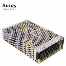 Meanwell 15-150W UL/CB/CE AC/DC High Reliability Miniature 1-4 Output Switching Power Supply/SMPS/PSU,125W Quod output SMPS
