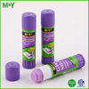 Hot sale New Products Non-toxic Environmental PVP Color Disappearing Purple Glue Sticks