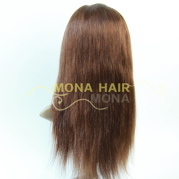 7A straight hair india remy hair wig shop accept Escrow