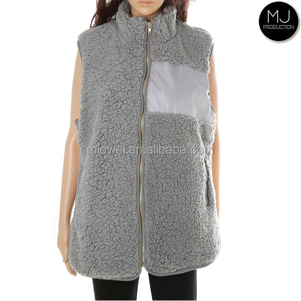 Wholesale Hot Sale Winter Girls Pullover Vest