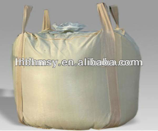 good quality and competitive price ventilated open top pp jumbo bag/sack