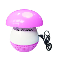 Lovely mushroom photocatalytic LED mosquito killer lamp, mosquito trap insect repeller