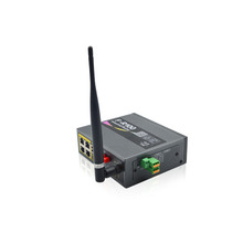 Industrial Multi Sim Modem Dual Sim WIFI Router for ATM Video Stream