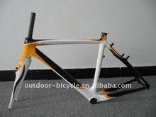 2014 Dengfu excellently quality cyclocross bike carbon bicycle frames road for sales