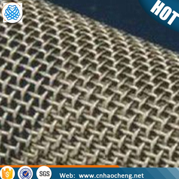 Acid resistant stainless steel 904L metal wire mesh clothing fabric for filtering