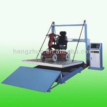 The Elderly and Children Car Braking Effect Testing Machine