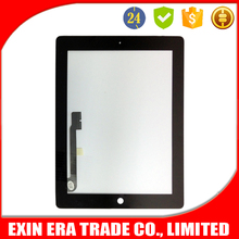 Digitizer For Apple iPad 4 Tablet Glass Touch Screen Black High Quality Repair Replacement