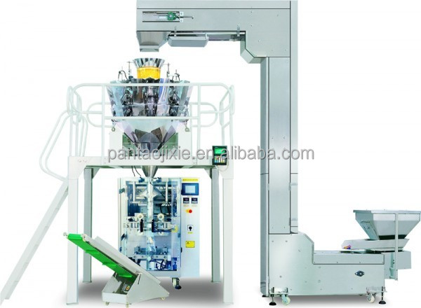 High precision powder filling packing machine with multi weigher