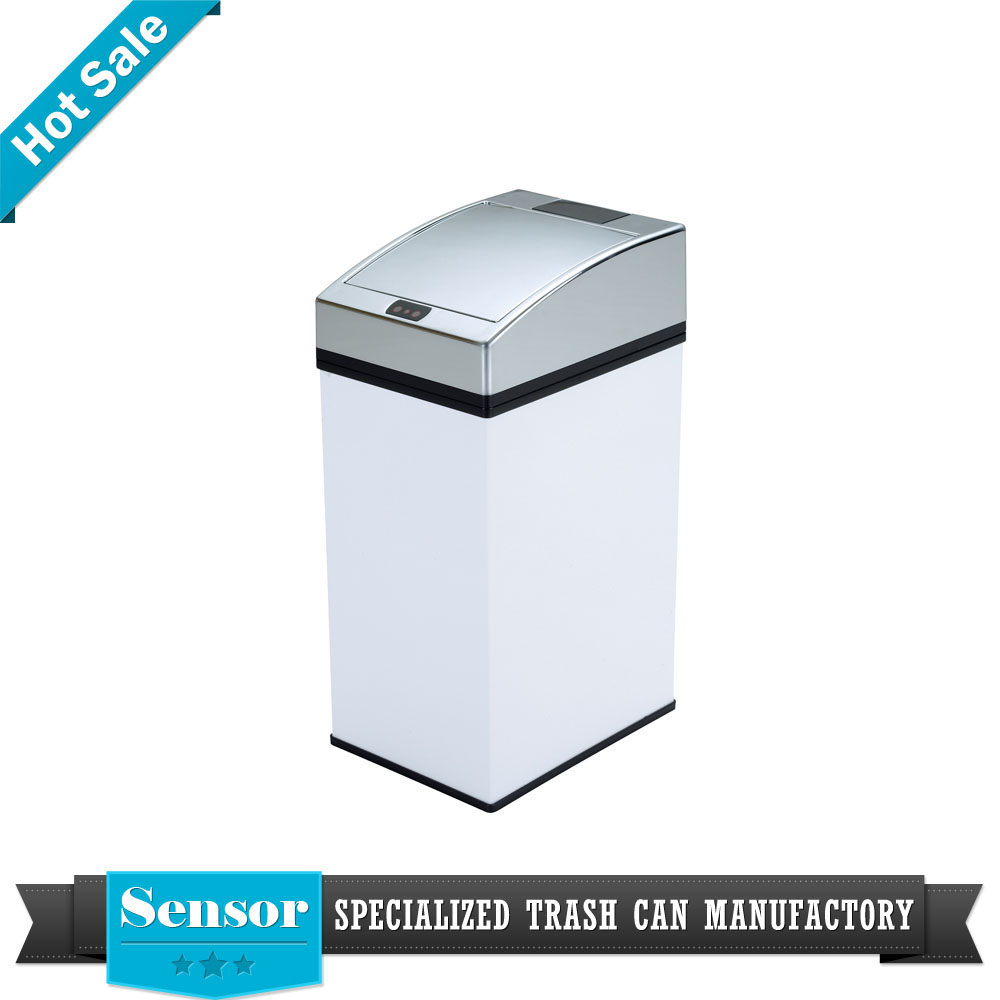 movement sensor hygiene industrial dustbin
