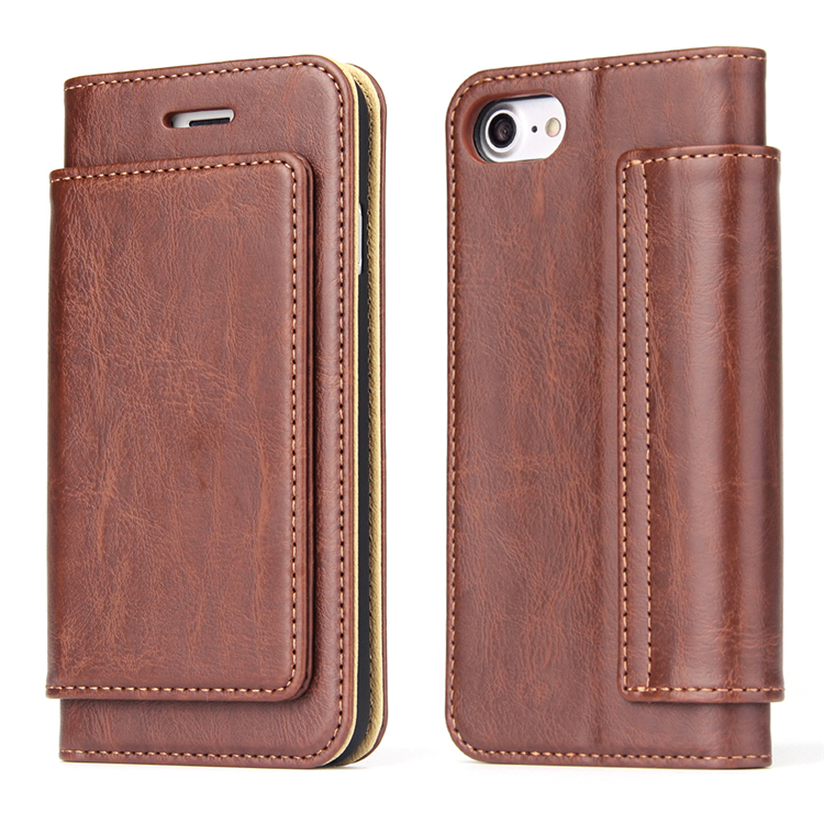 New products for iphone 7 leather phone case , for iphone 7 case cover