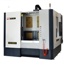 Fanuc controller high efficiency 5 axis CNC machine center with good price