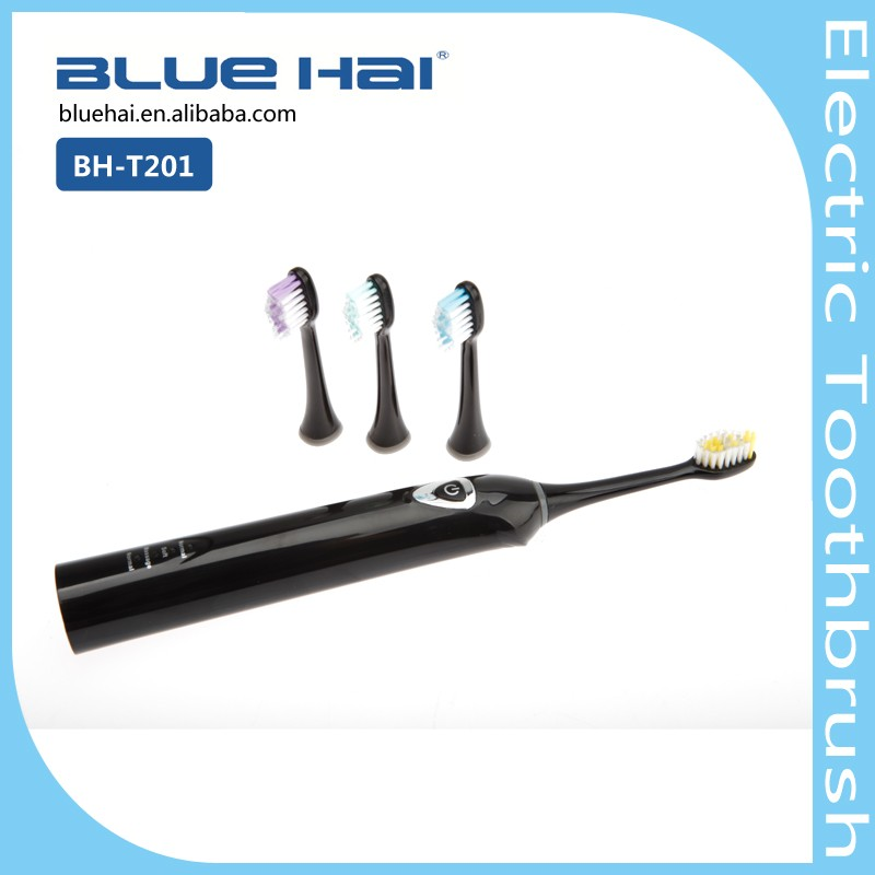 New Arrivals Waterproof Battery Powered Kids Electric Toothbrushes with Electric Toothbrush Holder and Replace Head