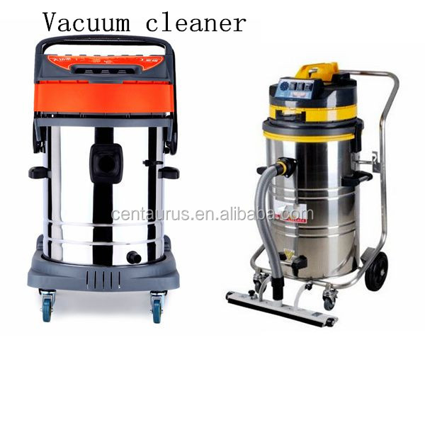 Air flow 106L/S industrial car wash vacuum cleaner with function wet and dry