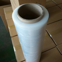Wholesale PE Manual Stretch Plastic Wrap Film