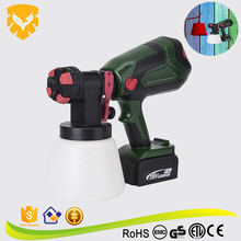 Cordless airless paint sprayer, the best airless spray gun for DIY project