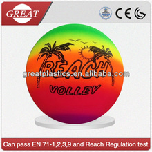Glow full printing beach ball