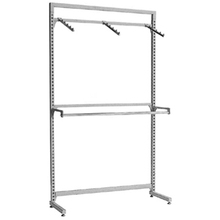 Steel shop and bedroom clothes hanger stand JS-ACRN09