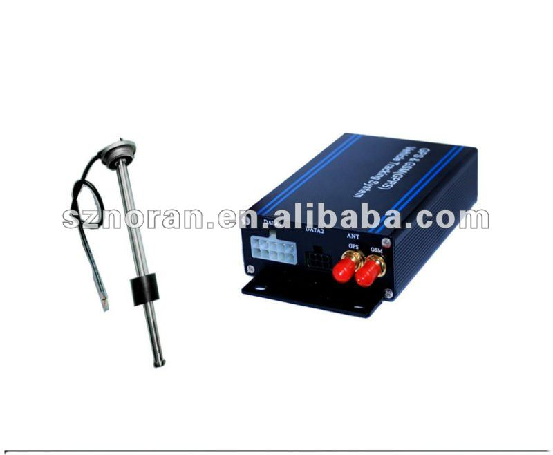 GPS Tracking device support fuel sensor