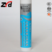 Low odor Water resistant bathroom usage mildew proof sealant